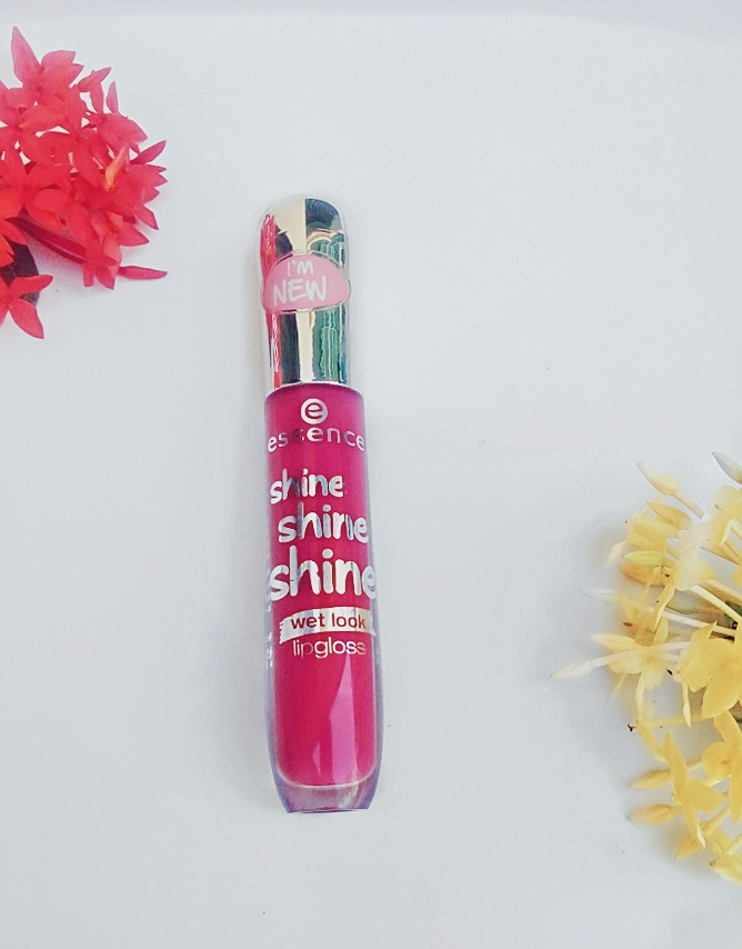 ESSENCE SHINE SHINE SHINE LIPGLOSS REVIEW