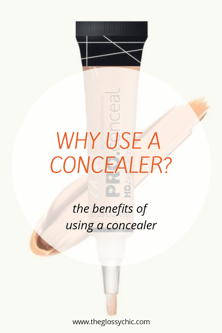 why you should use a concealer