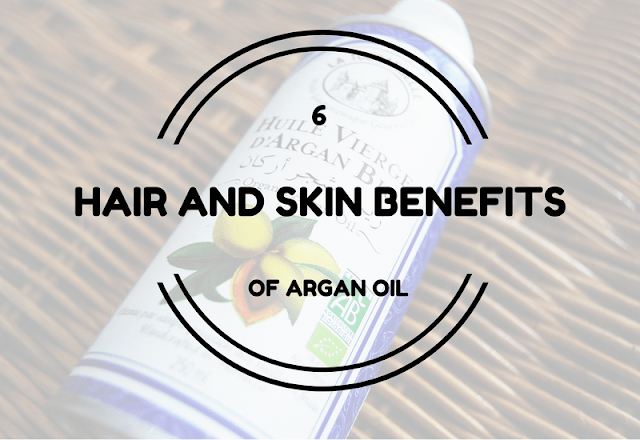 6 HAIR AND SKIN BENEFITS OF ARGAN OIL