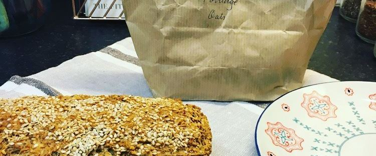 porridge bread: the benefits of giving up gluten
