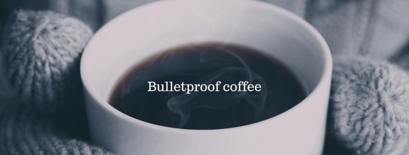 Bulletproof Coffee   The Daily Glow