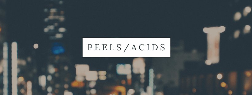 Chemical peels | The Glow Clinic