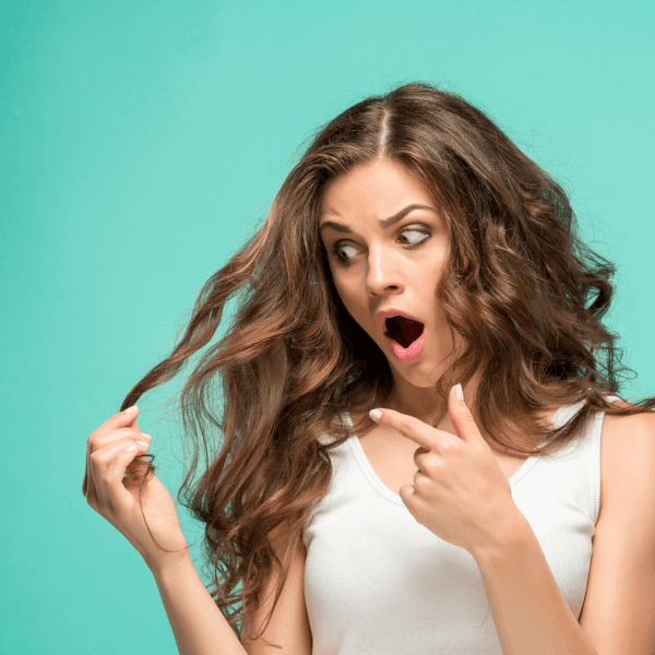 silk pillowcase for frizzy hair | the glow clinic