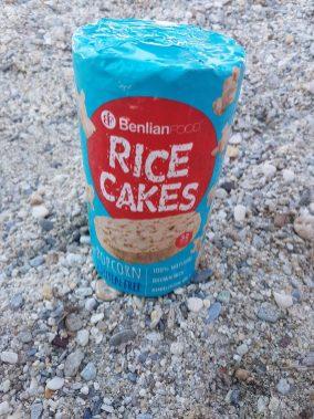 gluten free rice cakes