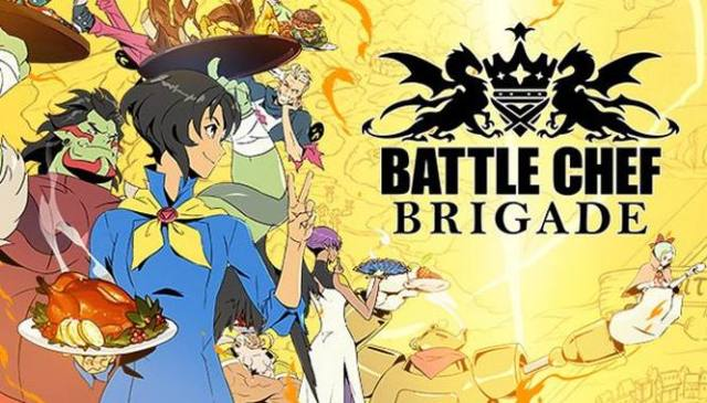 Battle Chef Brigade promotional header.