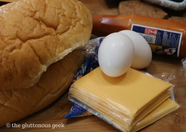 Birds Of Prey The Perfect Egg Sandwich The Gluttonous Geek