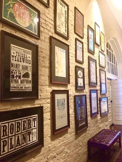 Ryman Auditorium 10 year old adventure Nashville