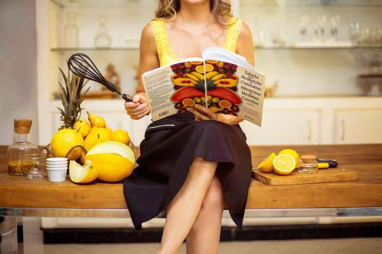 Cookbook for winter comfort food