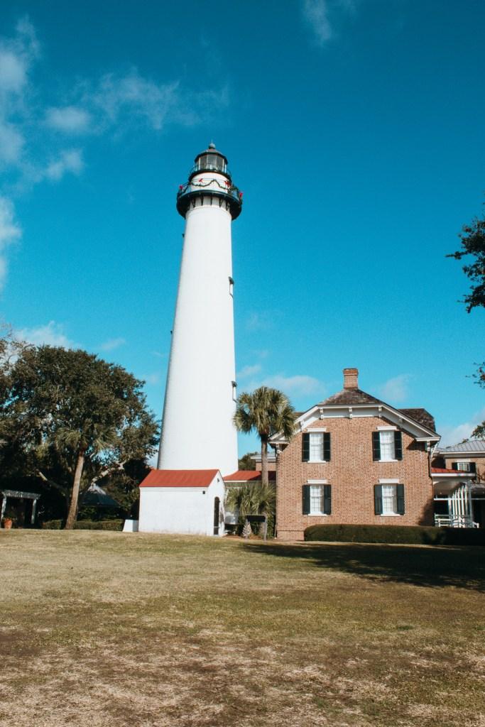 St. Simon's Island GA lighthouse and museum