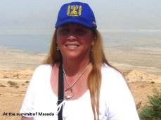 Summit of Masada