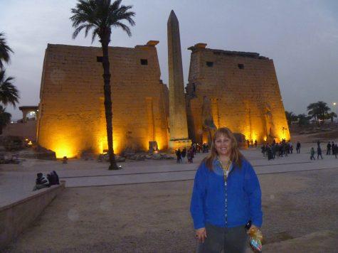 Luxor Orb over my Heart