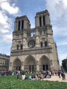 Notre-Dame-Paris-France