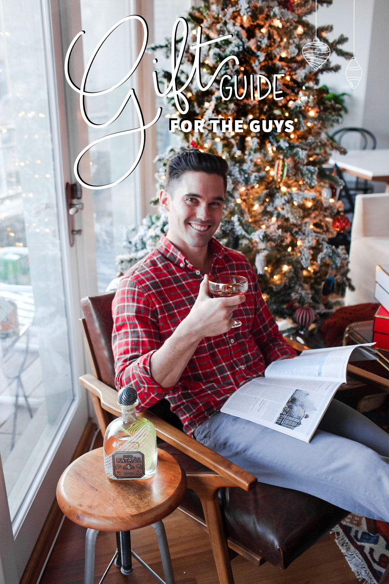 Gift Guide: Neal's Favorite Things + Gift's For Him!