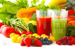 Gently and effectively detox your mind and body