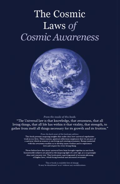 Cosmic Laws