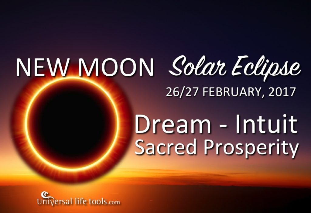 february 26 solar eclipse horoscope
