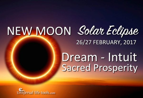 New Moon + Solar Eclipse – February 26/27, 2017 New-Moon-Solar-Eclipse-february-2017-energy-1024x701