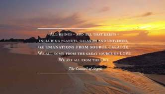"""Golden Light *NOW* Moment  ~ """"We Are All Emanations of Source Creator"""""""