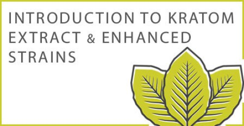 Enhanced Kratom