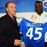 Signing Mario Balotelli: 'a mistake'