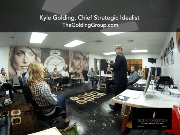 AMA-OKC Non-Profit Master Class by Kyle Golding