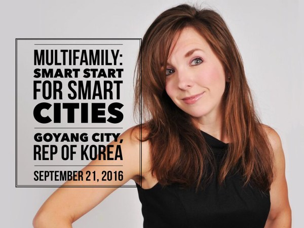 Felicite Moorman Keynoting SmartCities #IoT Summit Asia