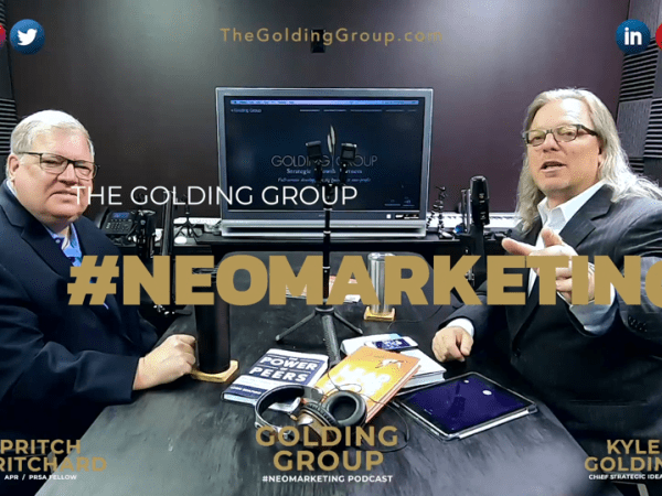 Current Episode: #NeoMarketing Podcast Series Ep118