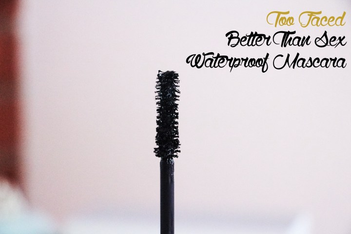 Better Than Sex Waterproof mascara too faced copia 2 copia