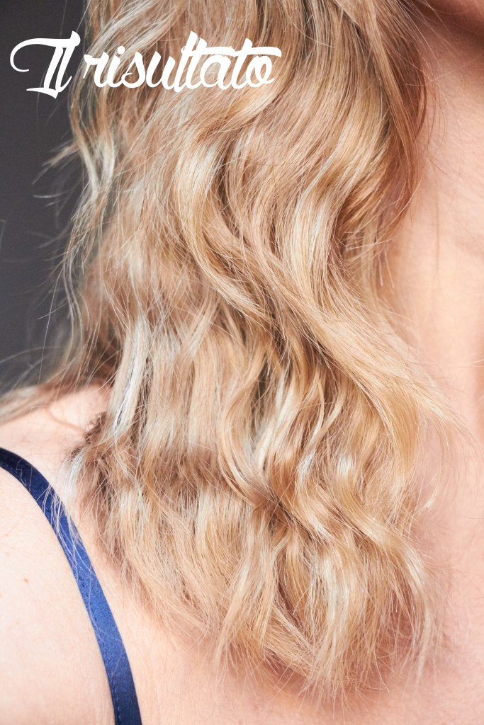 Beach waves braid