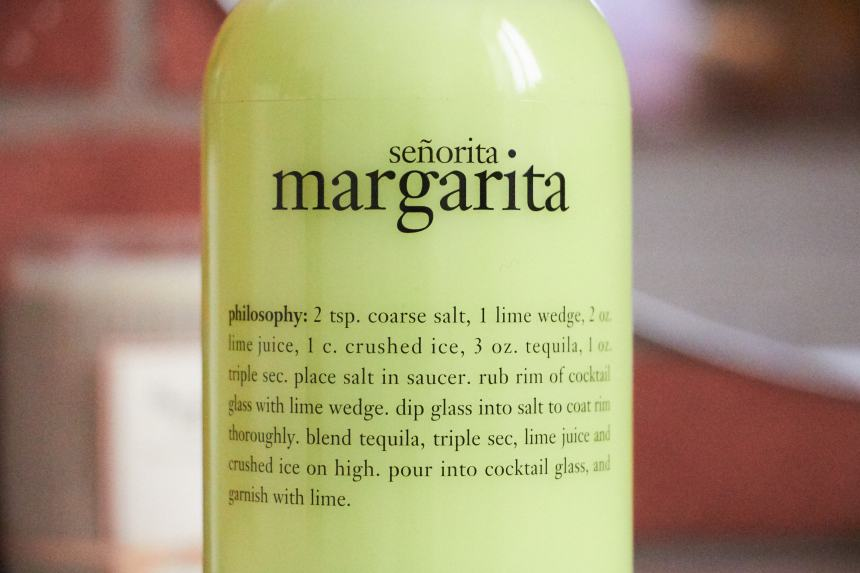 Philosophy Senorita Margarita