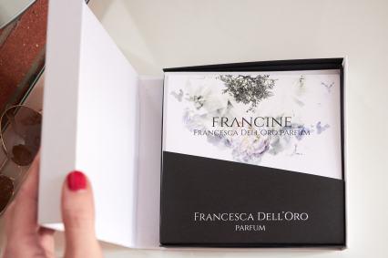 Francesca dell'oro parfum 2