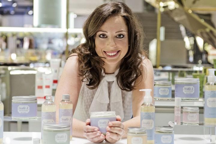 Sara Abbate & Double B, brand di cosmesi 100% bio e vegan