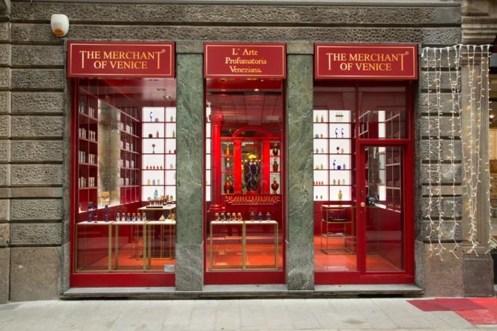 The Merchant of Venice_via Brera 4_Milano