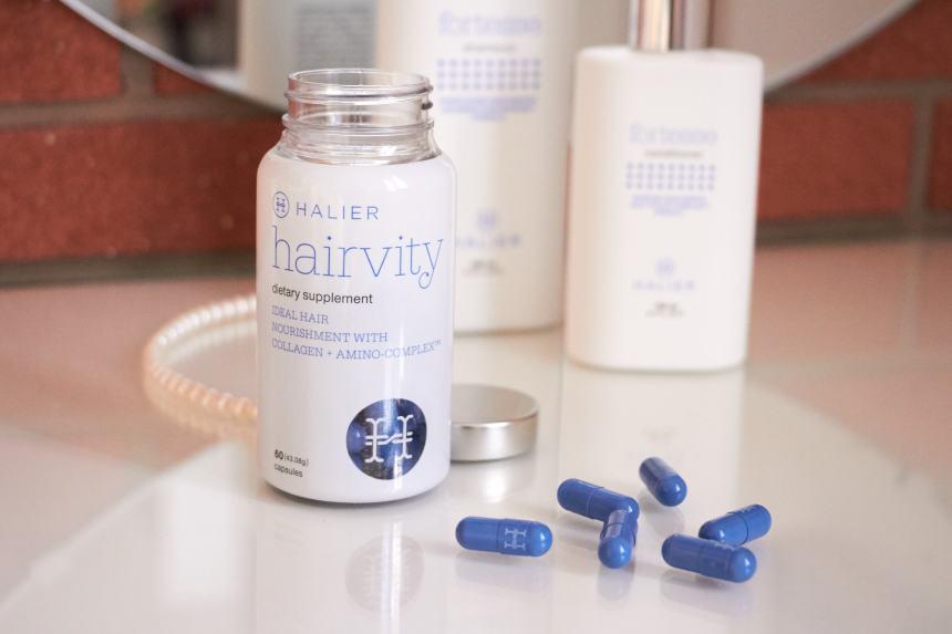 Hairvity capsule