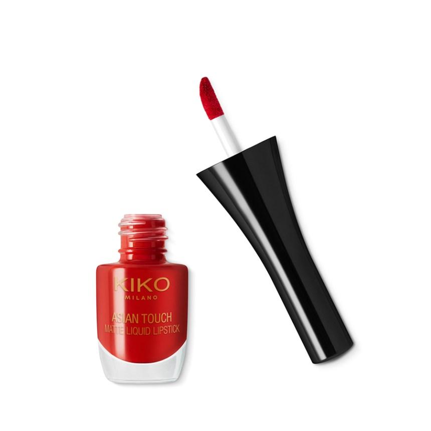 ASIAN TOUCH Matte liquid lipstick - 01