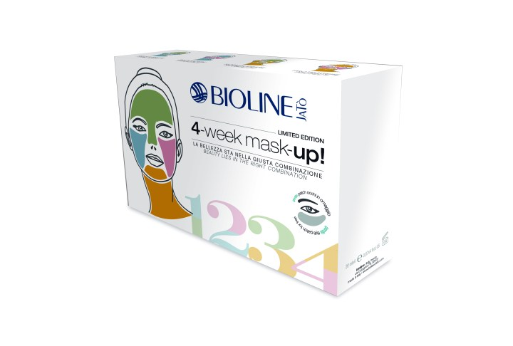 Bioline Jato_Linea+_4 Week Mask-Up