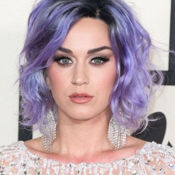 Katy Perry ultra violet capelli