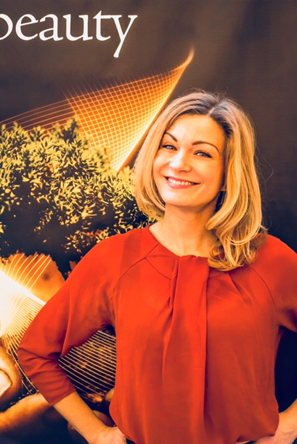 Ilaria Turcio marketing Organique O'Herbal