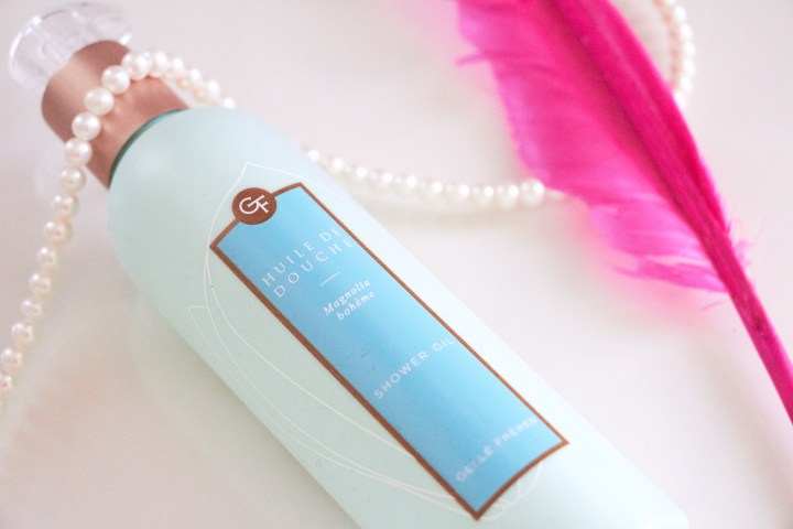 Magnolia olio doccia Gelle