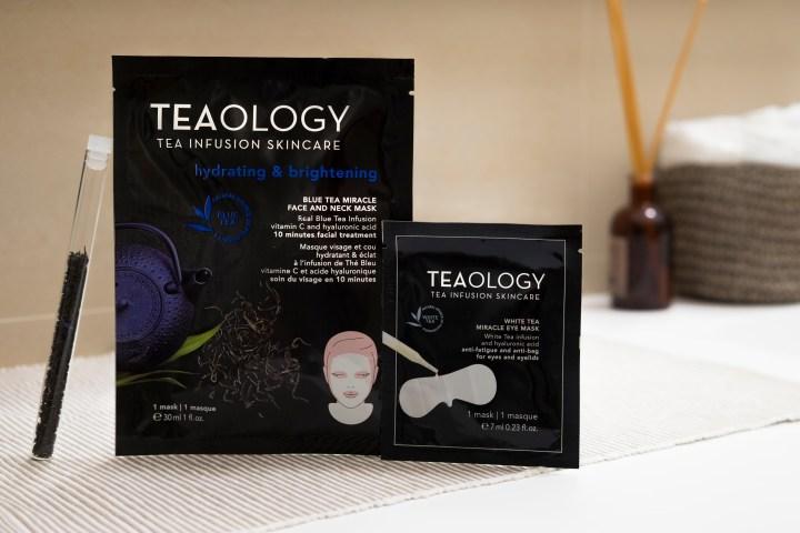 Teaology, infuso di bellezza a base di tè