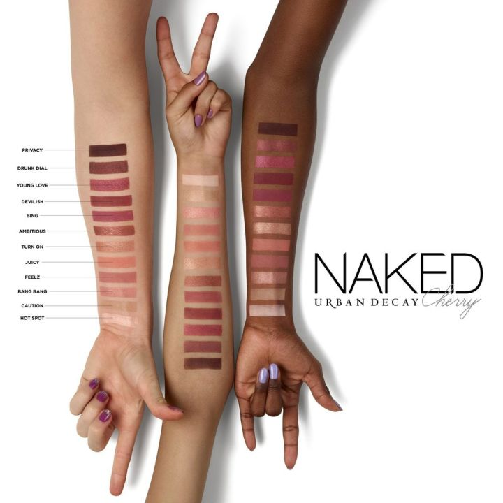 Naked Cherry_Swatches
