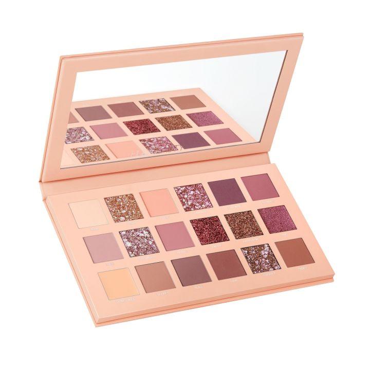 Nude Huda palette colori