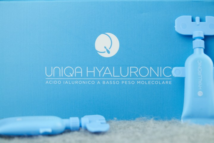 Uniqa Hyaluronic acido ialuronico