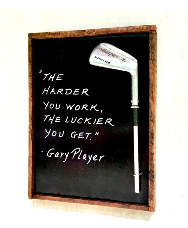 gift for golfers gary player