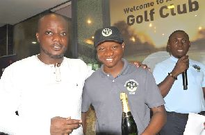 Nxt Gen Golf pulls crowd at Achimota Golf Club
