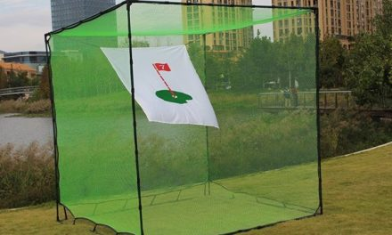 It's time to invest in a Golf Practice Net