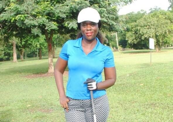 Ladies on the Move at Stanbic – Otumfuo Invitational Golf Tournament