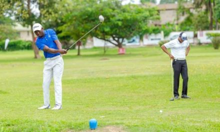 Day One is over – Vodafone 61st Asantehene Open Golf Championship
