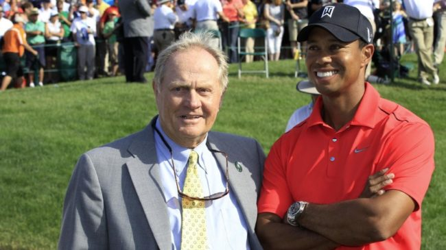 Jack Nicklaus:  Tiger 'needs to learn how to win again'