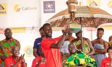 Owusu-Bonsu grabs giant trophy on sixth attempt
